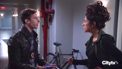 Brooklyn Nine-Nine 06x06 : The Crime Scene- Seriesaddict
